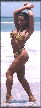 Michele Ralabate: IFBB Professional Fitness Competitor